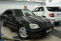 Mercedes-Benz 140 Coupe CL600